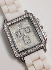 Kim Rogers Ladies Designer MOP Dial Excellent Condition Working Quartz Watch