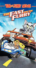 Tom & Jerry-Fast & the Furry [VHS]