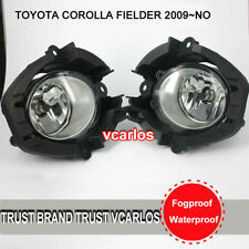 Car Fog Lights For Toyota Corolla FIELDER 2009 /With Frame ,Cable ,Switch etc