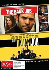 Bank Job / The Italian Job NEW R4 DVD