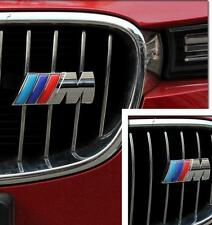 Grill Frontgrill Metal Emblem Badge Decal For BMW M Logo Car Auto Trunk Hot Sale