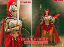 Phicen 1/6 PL2016-98 SPARTA FEMALE CAPTAIN Complete Box Set  SHIP FROM USA