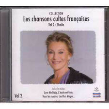 CD SHEILA Les chansons cultes ++ NEUF + RARE ++ SCELLE