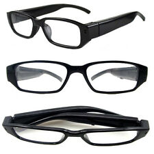TRUE FULL HD 1280*720p VIDEO GLASSES SPY CAMERA DVR RECORDER WITH SOUND & PHOTO