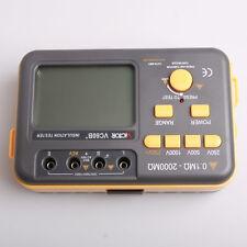 US seller VC60B+ Digital Insulation Tester Megger MegOhm Meter