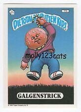 Die Total Kaputten Garbage Pail Kids GPK Topps German 1994 #174 Galgenstrick
