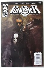 The Punisher #54 2008 Max Comics Marvel (C4188)