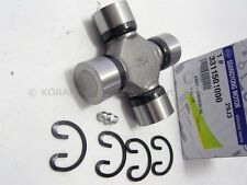 SSANGYONG KORANDO MUSSO 93-05 REXTON 02- GENUINE UNIVERSAL JOINT 3311501000