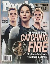 "PEOPLE COLLECTOR'S SPECIAL November 2013, The Hunger Games ""CATCHING FIRE"""