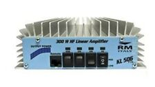 AMPLIFIER RM KL 506 60 300W HAM CB RADIO KL506 UK CHEAPEST