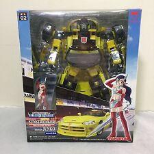Transformers Binaltech Asterisk BTA-2 Sunstreaker X Junko Dodge Viper GTS! NEW!