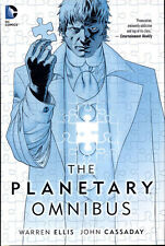 PLANETARY OMNIBUS HARDCOVER Warren Ellis DC Comics Collects 1-27, Batman, JLA HC