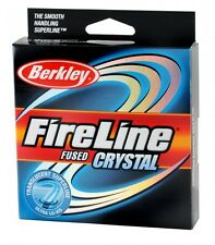 Berkley Fireline Crystal smith 4lb 4 125 yd Beading Thread Bead Line FLFS4-CY