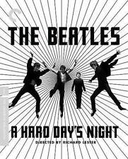 A Hard Days Night (Blu-ray/DVD, 2014, 3-Disc Criterion Collection NEW SEALED