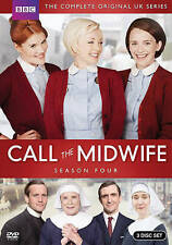 +++Call the Midwife: Season Four+DVD, 2015, 3-Disc Set+BBC+London++++