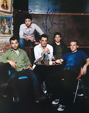 O.A.R. BAND SIGNED 11x14 PHOTO SIGNED 3 MEMBERS LEAD SINGER MARC ROBERGE RARE!!