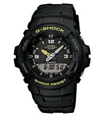 Casio G Shock * G100-9CM Anadigi Watch Black/Yellow Ivanandsophia COD PayPal