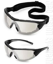 Gateway Swap Indoor Outdoor Anti Fog Padded Safety Glasses Hybrid Goggles Z87+