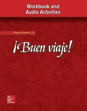 Buen viaje! Level 1 by Glencoe McGraw-Hill