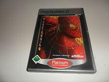 PlayStation 2  PS 2  Spider-Man 2 (Platinum)