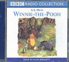 WINNIE THE POOH - A A MILNE - 1 CD BBC AUDIO BOOK - NEW/SEALED