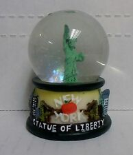 New York, Statue Of Liberty, 45mm Snow Globe, by Silverstone, BRAND NEW SEALED