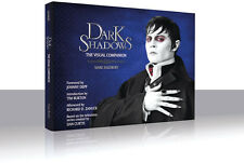 TIM BURTON Art of Dark Shadows SIGNED LIMITED 1 of 1000 with PRINT New & Unread