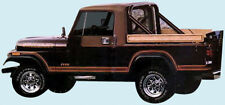 Jeep Decal Kit - 1981-84 Jeep Scrambler