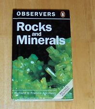 The Observer's Book of Rocks & Minerals (Revised 1996)