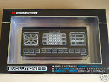 *NEW Monster Cable MCC AV 55 Evolution 55 Home Theater Learning Universal Remote