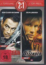 DVD - Until Death / The Defender (Uncut Version) 2 DVDs / #5682