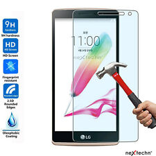 NextechnⓇ 2-Pack Tempered Glass Screen Protector for LG G Stylo LS770 G4 Note