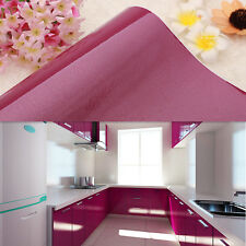 Kitchen Unit Self Adhesive Vinyl Cover Up Sticker Cupboard Door Sticky Wallpaper