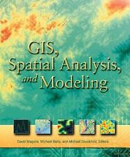 GIS, Spatial Analysis, and Modeling-ExLibrary