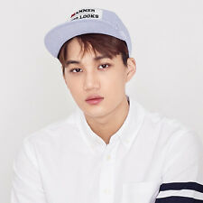 EXO KAI HAT'S ON x EXO HATS ON MR.REAL GOOD MAN SNAPBACK 303 NEW