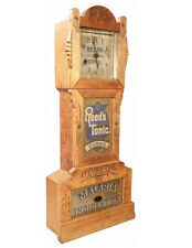 REED'S GILT EDGE TONIC Replacement Graphics for Miniature Clock