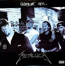 Garage, Inc.Metallica Vinyl, Mar-2011, 3 LP FACTORY SEALED COLLECTORS METALLICA