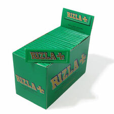 15 packs of rizla green small standard regular rolling papers bargain