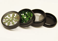 Thorinder Grinder 50mm Green supplied with the After Grow Anticounterfeit Sticke