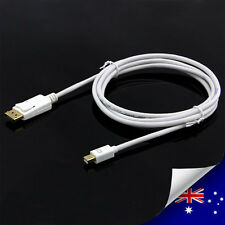 1.8M Mini Display Port DP Thunderbolt To Display Port DP Adapter Cable - NEW