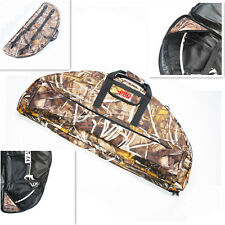 Archery Arrow Bow Backpack Bag Case Pouch Holder Recurve Compound bow Hunting