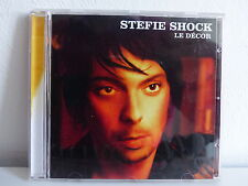 CD ALBUM STEFFIE SHOCK Le décor 504675283 2