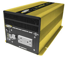 Go Power GPSW 2000-12  2000 Watt 12 Volt Pure Sine Wave Inverter