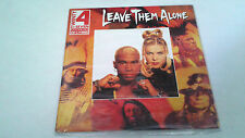 "TWENTY 4 SEVEN L""EAVE THEM ALONE"" CD SINGLE 2 TRACKS"