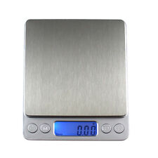 500g 0.001oz Digital Pocket Jewelry Balance Kitchen Gram Weight Scale