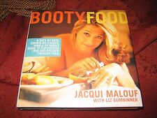 Booty Food : A Date by Date, Nibble by Nibble...JACQUI MALOUF HD SIGNED