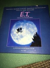 E.T. The Extra Terrestrial Box Set Vinyl Record Michael Jackson