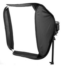 "60 x 60cm 24"" Soft Box Softbox f 430EX 580EX SB600 SB900 YN-560 Flash Speedlite"