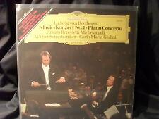 L.v. Beethoven - Klavierkonzert Nr.1 C-dur op.15 / Michelangeli