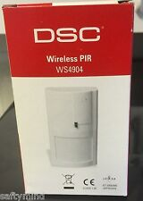 Brand New DSC WS4904P Wireless Pet Immune PIR Motion Sensor, w/ Battery, WS4904